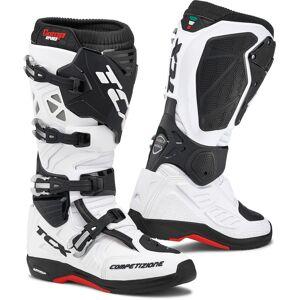 TCX Comp Evo 2 Michelin Motocross Boots White 46