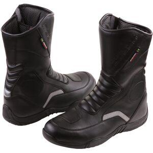 Modeka Blaker Motorcycle Boots Black 38