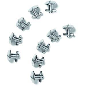 Sidi Fast Release Screws Silver One Size