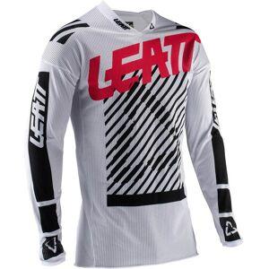 Leatt GPX 4.5 X-Flow Motocross Jersey White S