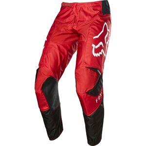 FOX 180 Prix Motocross Pants Red 28