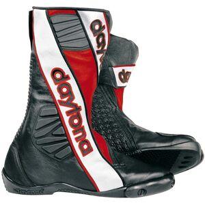 Daytona Security Evo G3 Racing Stiefel Black Red 46
