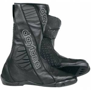 Daytona Security Evo G3 Racing Stiefel Black 46