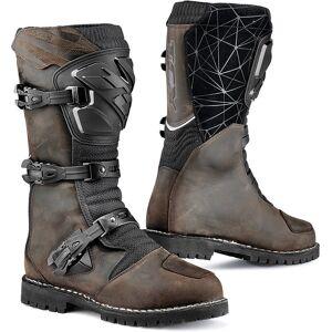 TCX Drifter waterproof Motorcycle Boots  - Size: 42