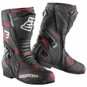 Bogotto Assen Evo Motorcycle Boots  - Size: 40