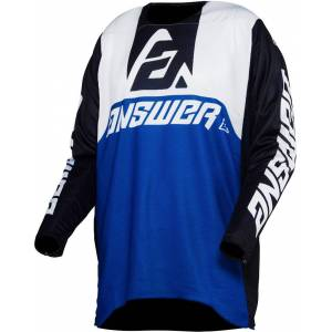 Answer Racing Answer Trinity Voyd Motocross Jersey  - Size: Medium