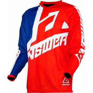 Answer Racing Answer Syncron Voyd Motocross Jersey  - Size: Small