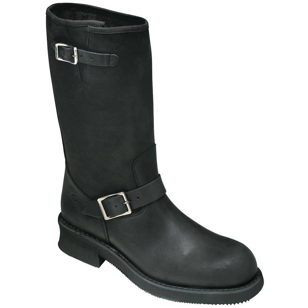Kochmann Engineer Motorcycle Boots Long Black 46