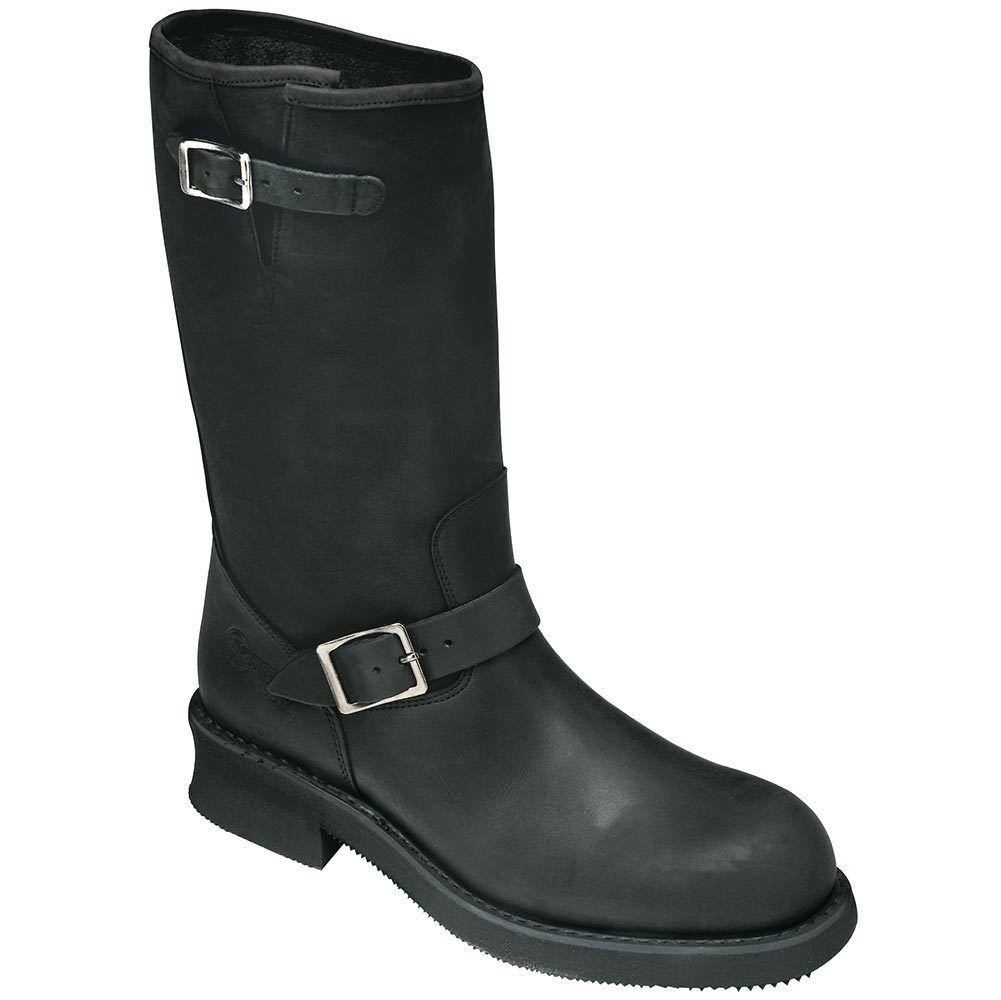 Kochmann Engineer Motorcycle Boots Long Black 47