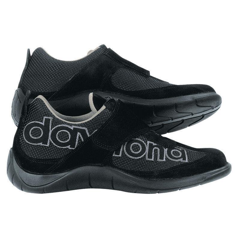 Daytona Moto Fun Motorcycle Shoes Black 48