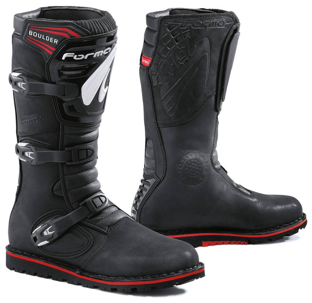 Forma Boulder Trial Boots Black 48