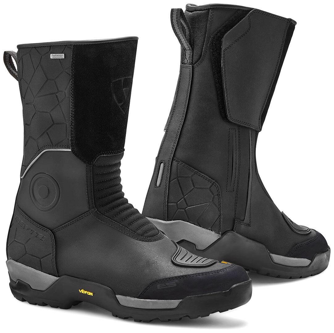 Revit Trail H2O Waterproof Motorcycle Boots Black 40