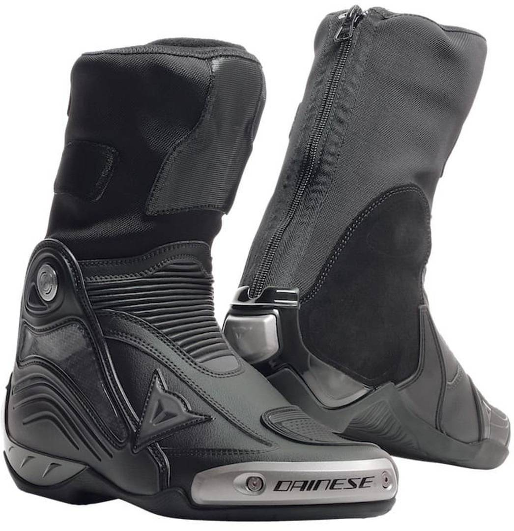 Dainese Axial D1 Motorcycle Boots Black 43