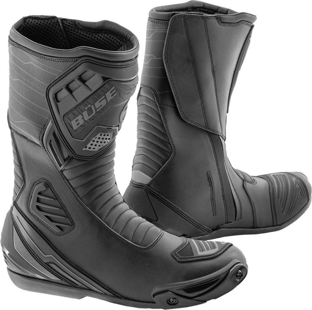 Büse Sport Evo Motorcycle Boots Black 44