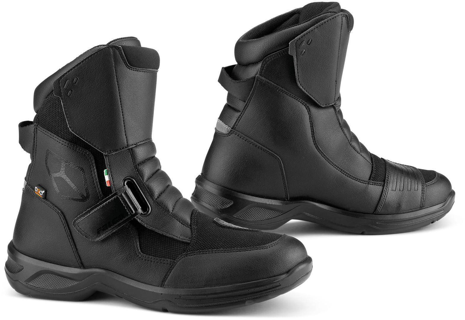 Falco Land 2 Motorcycle Boots Black 38