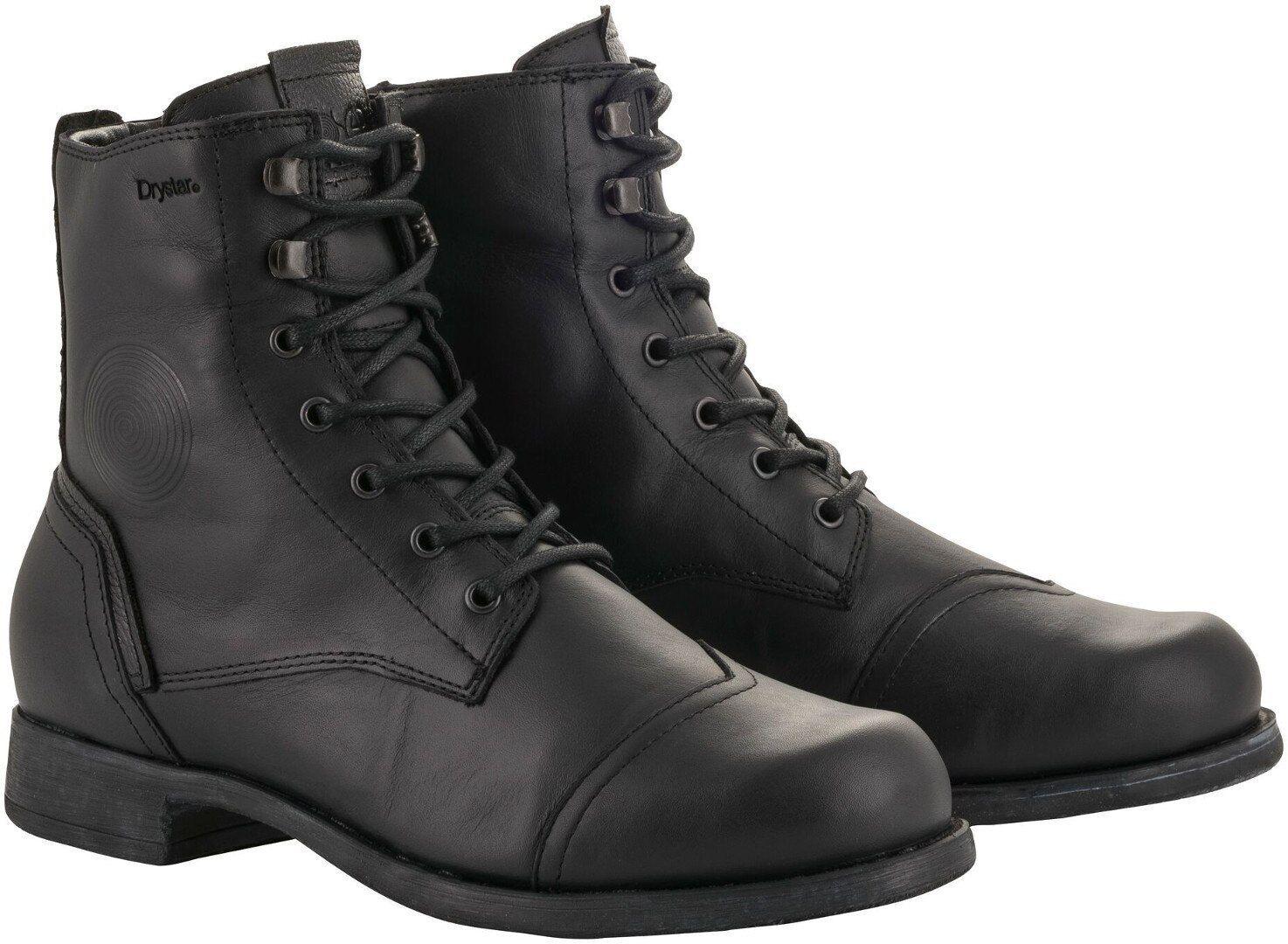 Alpinestars Distinct Drystar Motorcycle Boots Black 45
