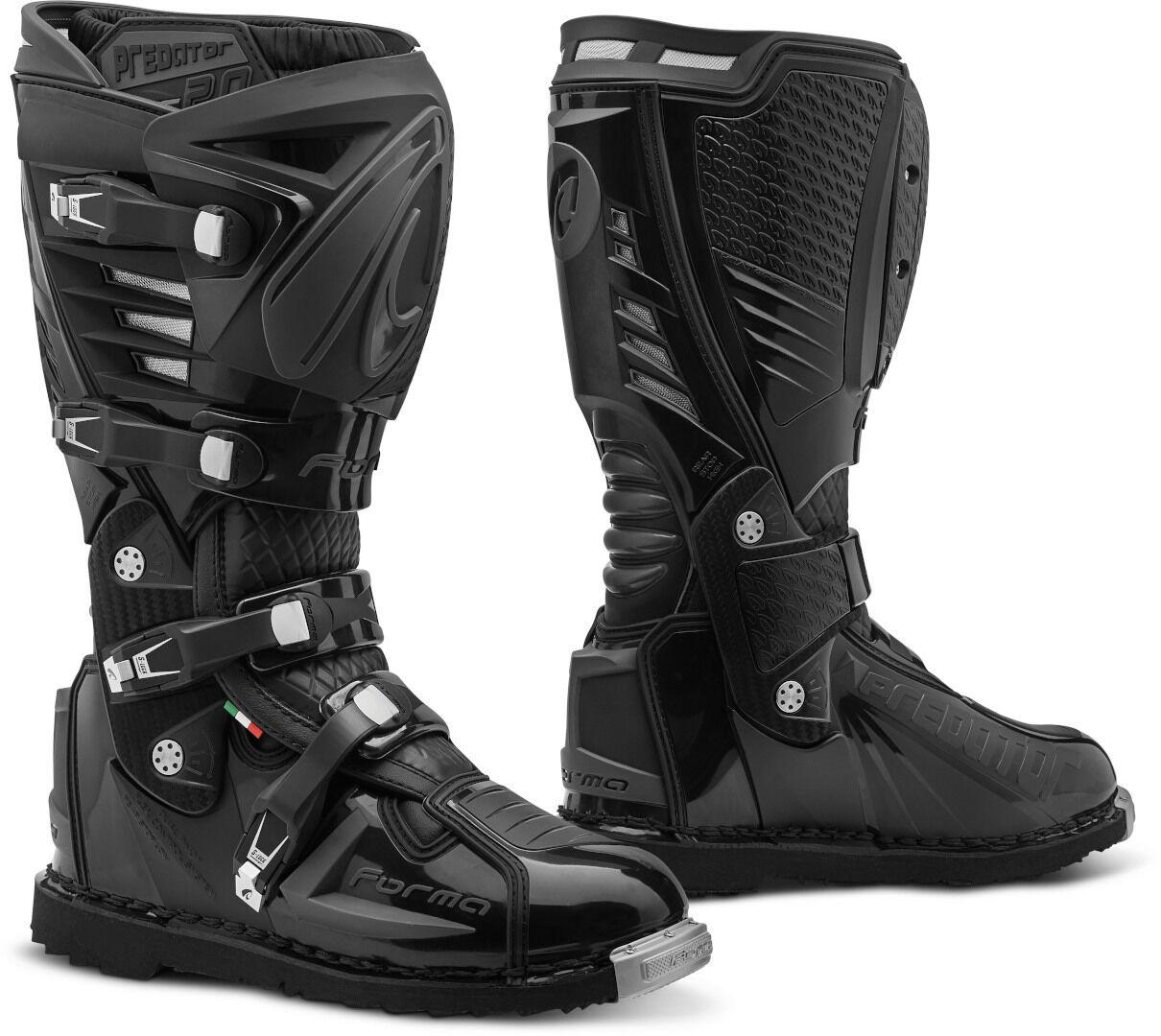 Forma Predator 2.0 Enduro Boots Black 43