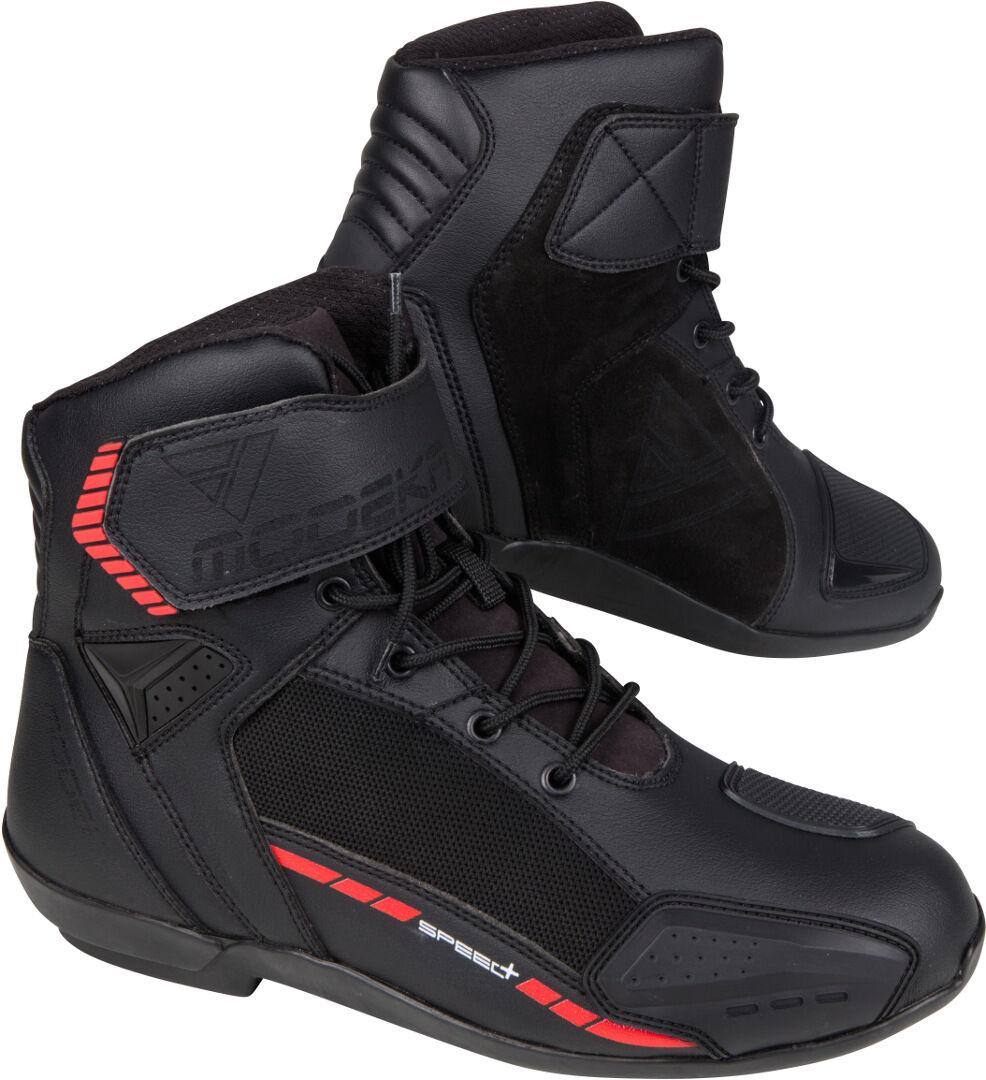 Modeka Kyne Motorcycle Boots Black 43