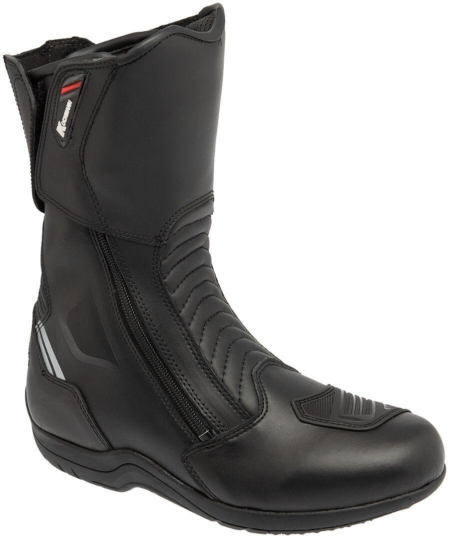 Kochmann Modena Motorcycle Boots Black 44