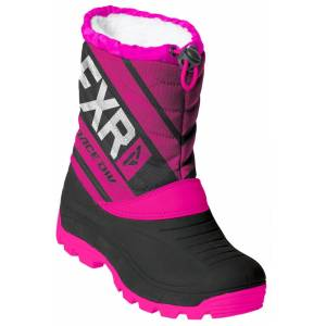 FXR Octane Youth Winter Boots  - Size: 35