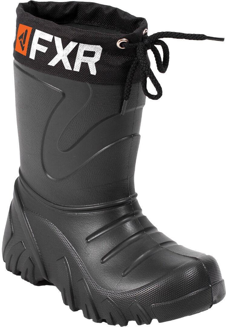 FXR Svalbard Youth Winter Boots Black 32