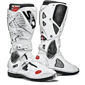 Sidi Crossfire 3 Motocross Boots White 45