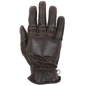 Helstons Velvet Ete Summer Gloves Brown 3XL