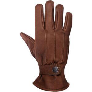 John Doe Grinder XTM Leather Gloves Brown L