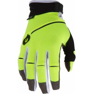 Oneal Revolution Gloves Yellow M