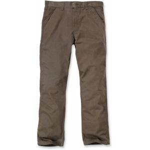 Carhartt Washed Twill Pants Brown 36