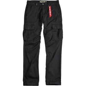 Alpha Industries Agent Pants Black 33