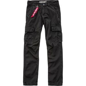 Alpha Industries Agent Pants Grey 32