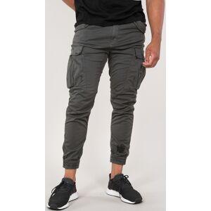 Alpha Industries Airman Vintage Pants Black Grey 38