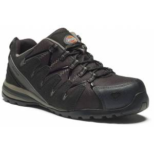 Dickies Workwear Tiber Safety Shoes Black 45