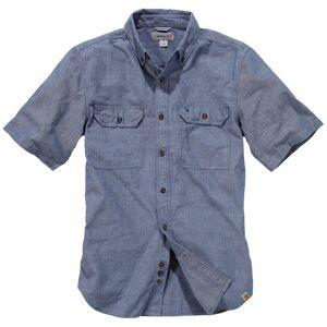 Carhartt Fort Solid Short Sleeve Shirt  - Size: Medium