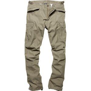 Vintage Industries M65 Heavy Satin Pants  - Size: Large
