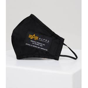 Alpha Industries Crew II Facemask  - Size: One Size