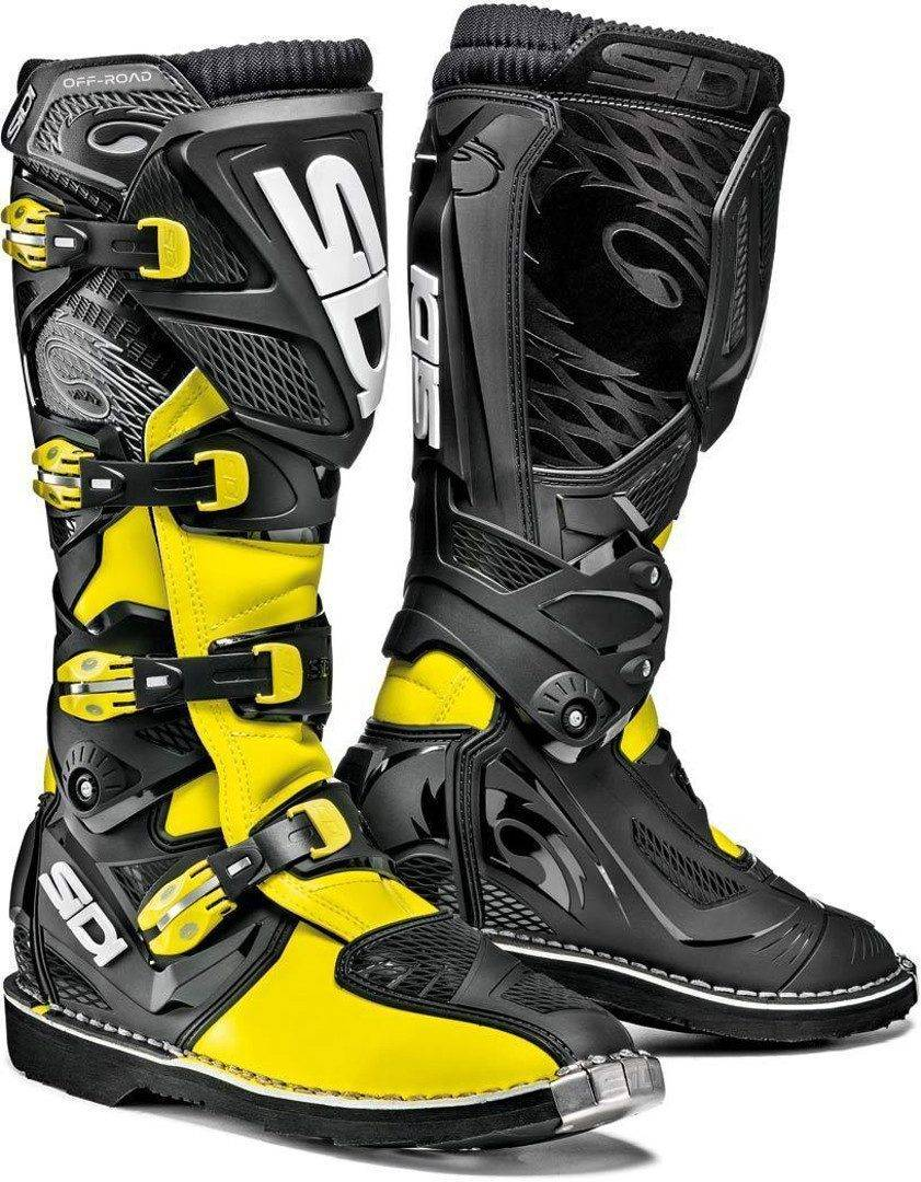 Sidi X-Treme Offroad Boot Yellow 44