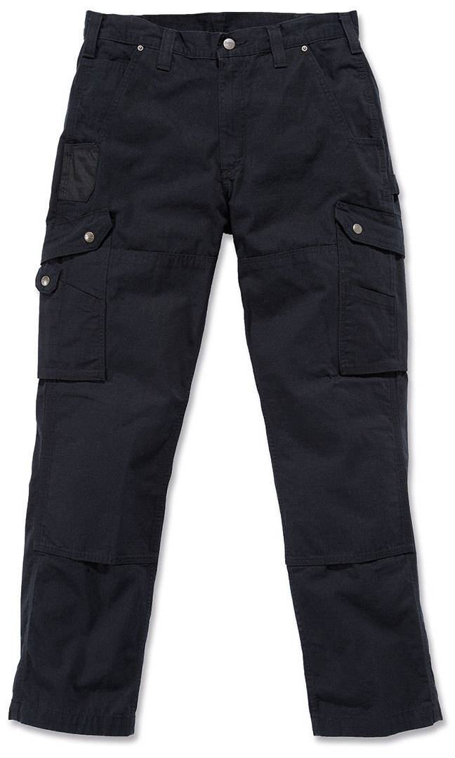 Carhartt Ripstop Cargo Work Pants Black 42