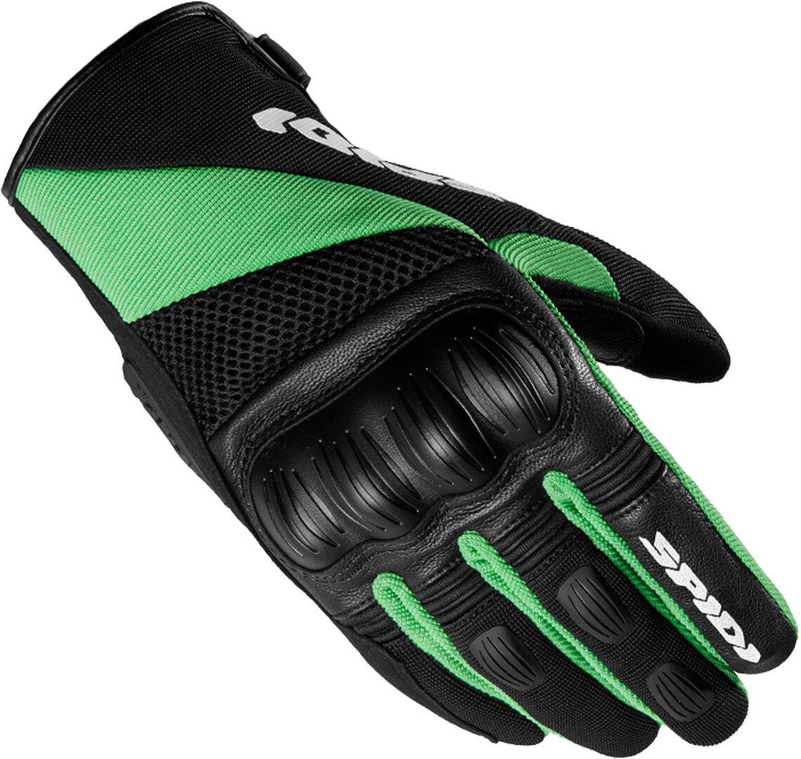 Spidi Ranger Gloves Black Green M