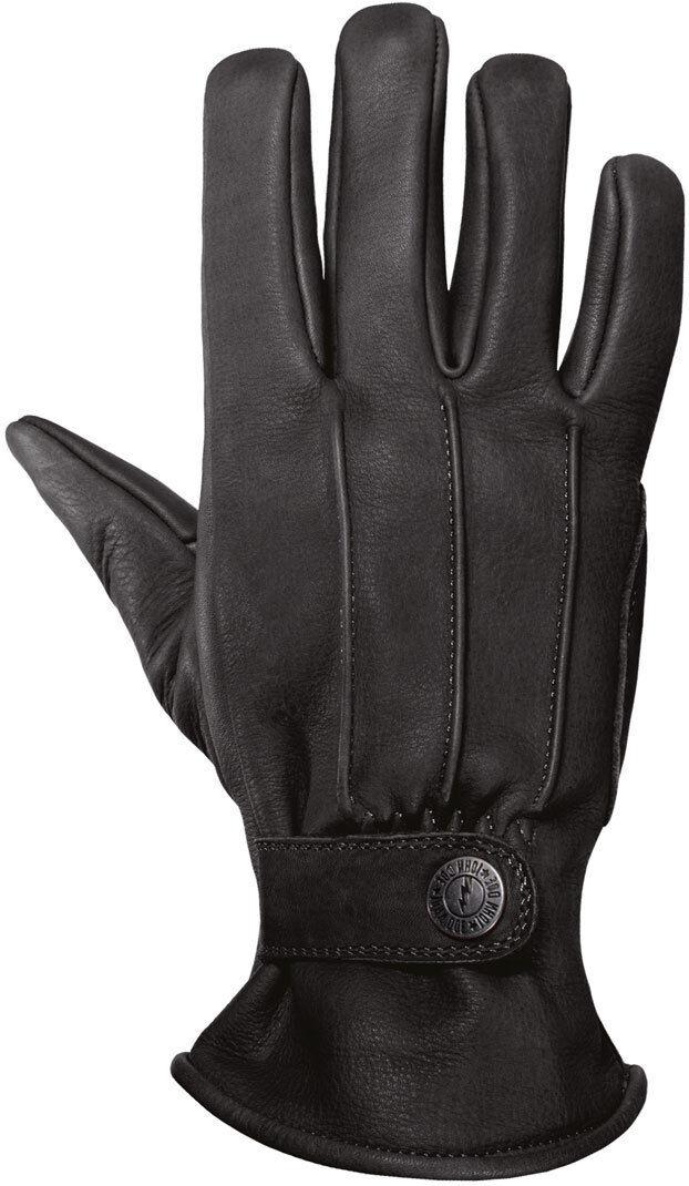 John Doe Grinder XTM Leather Gloves Black XS