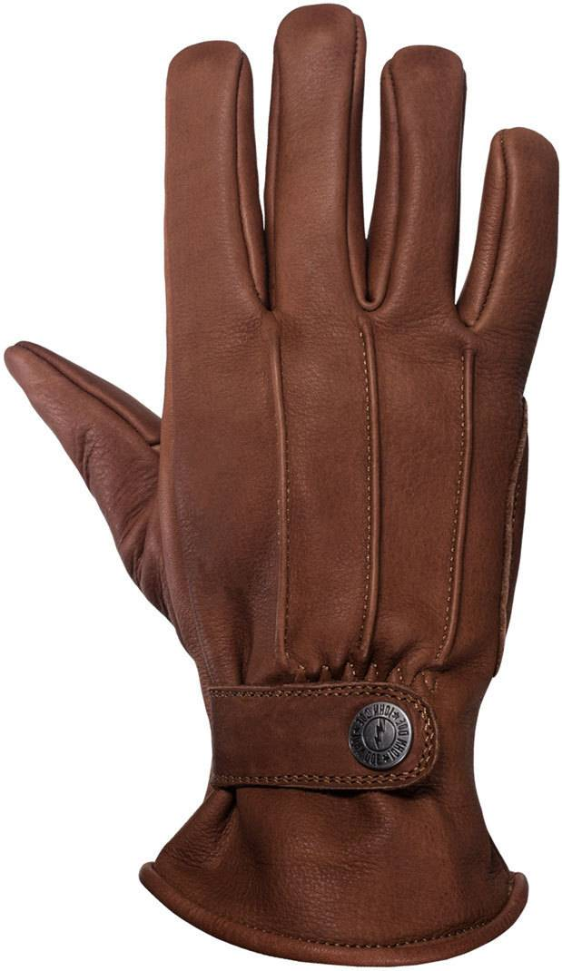John Doe Grinder XTM Leather Gloves Brown S