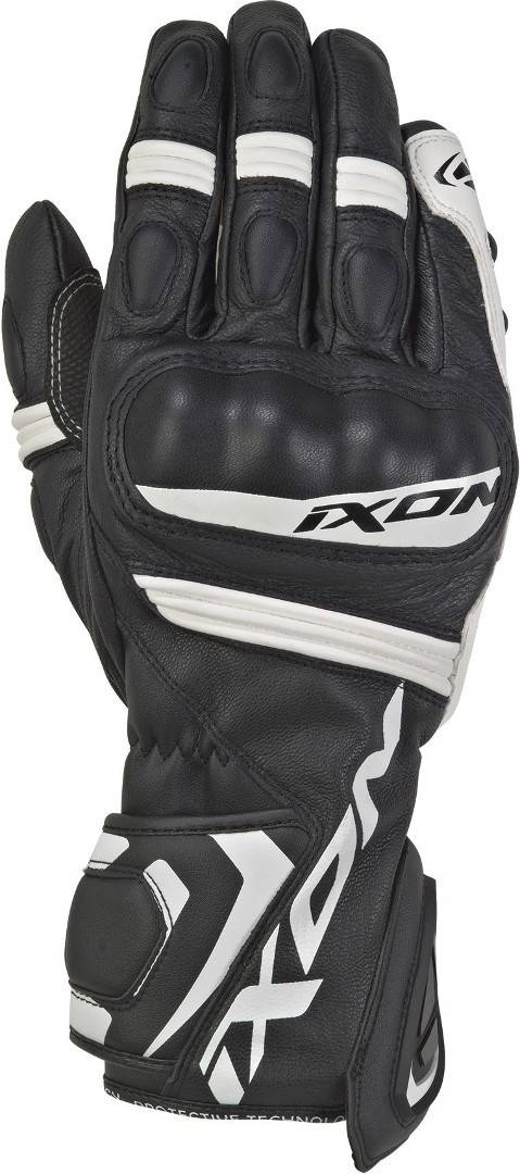 Ixon Rs Tempo Gloves Black White M