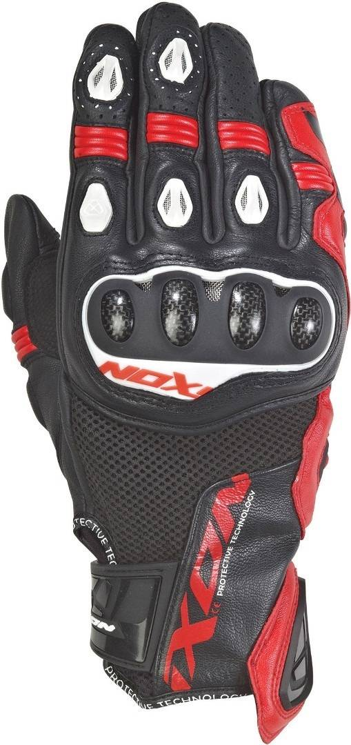 Ixon Rs Recall Gloves Black Red 3XL
