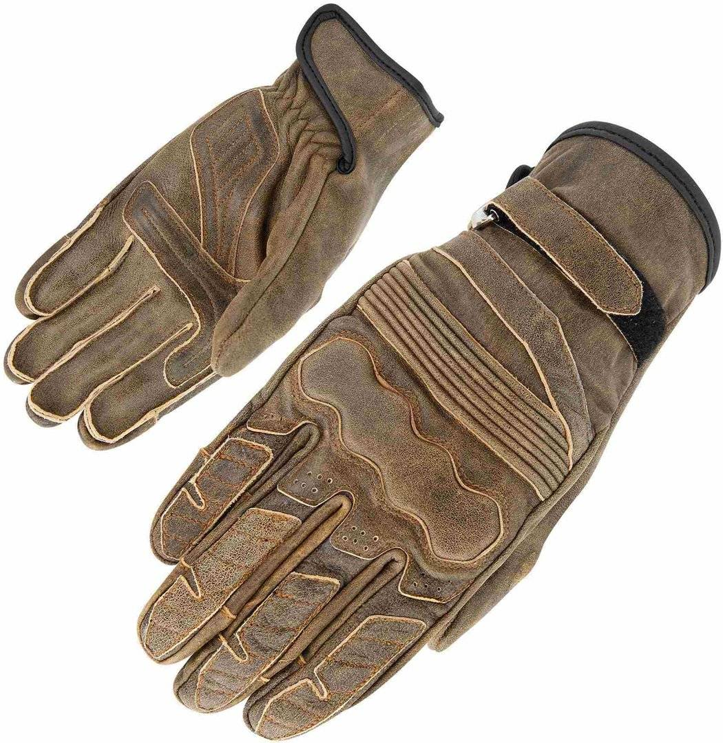 Orina Highway Motorcycle Gloves Brown 2XL