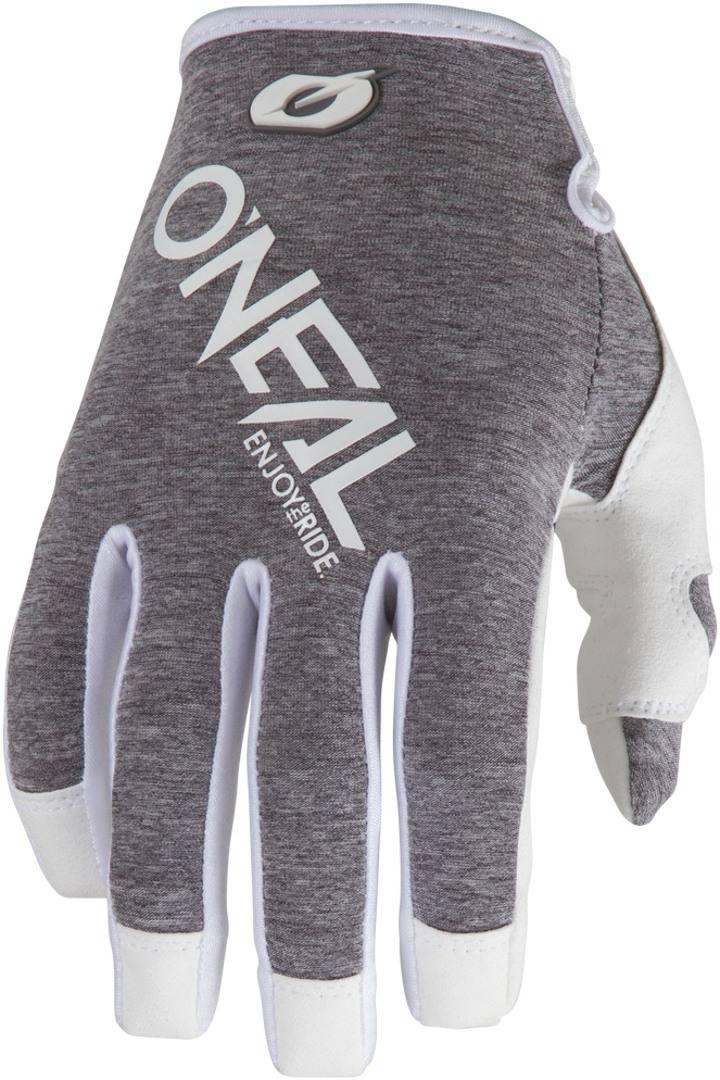 Oneal Mayhem Hexx Motocross Gloves White 2XL