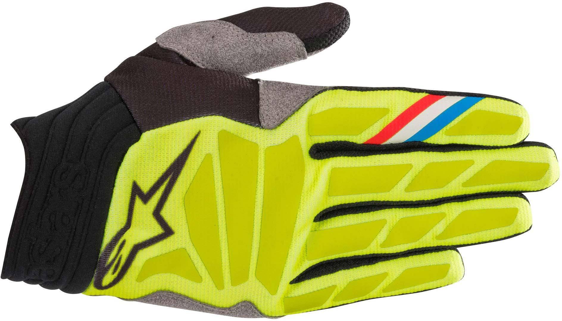 Alpinestars Aviator Motocross Gloves Yellow 2XL