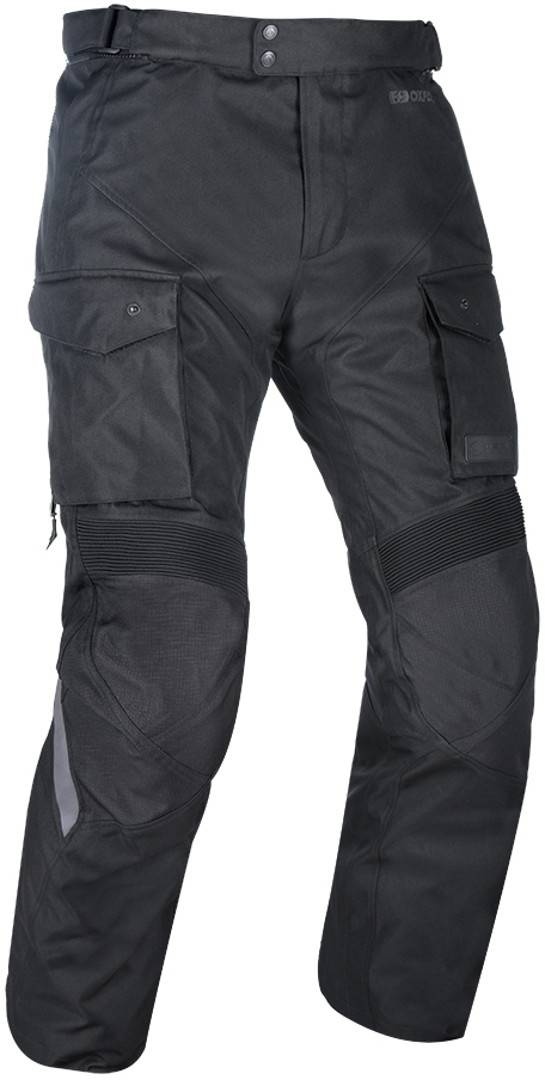 Oxford Continental Motorcycle Textile Pants Black 3XL