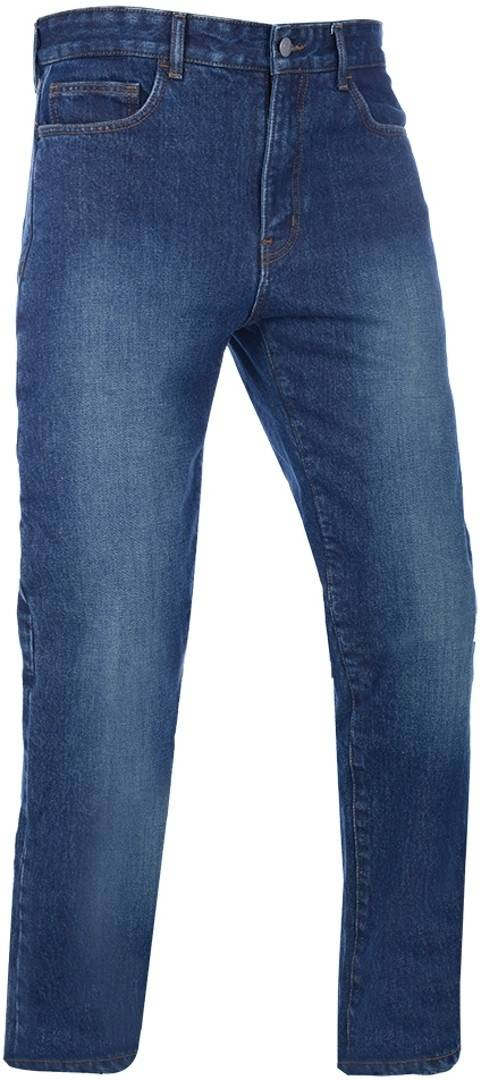 Oxford Barton Motorcycle Jeans Blue 30