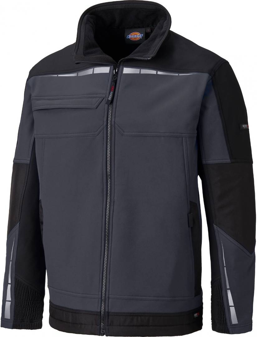 Dickies Workwear Pro Jacket Black Grey XL